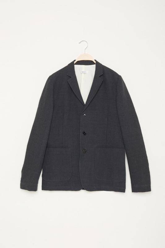 Notched lapels jacket