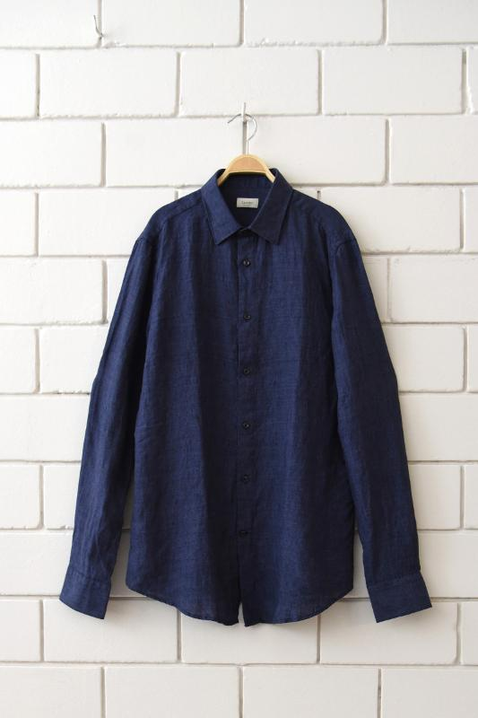 Iitalian collar shirt